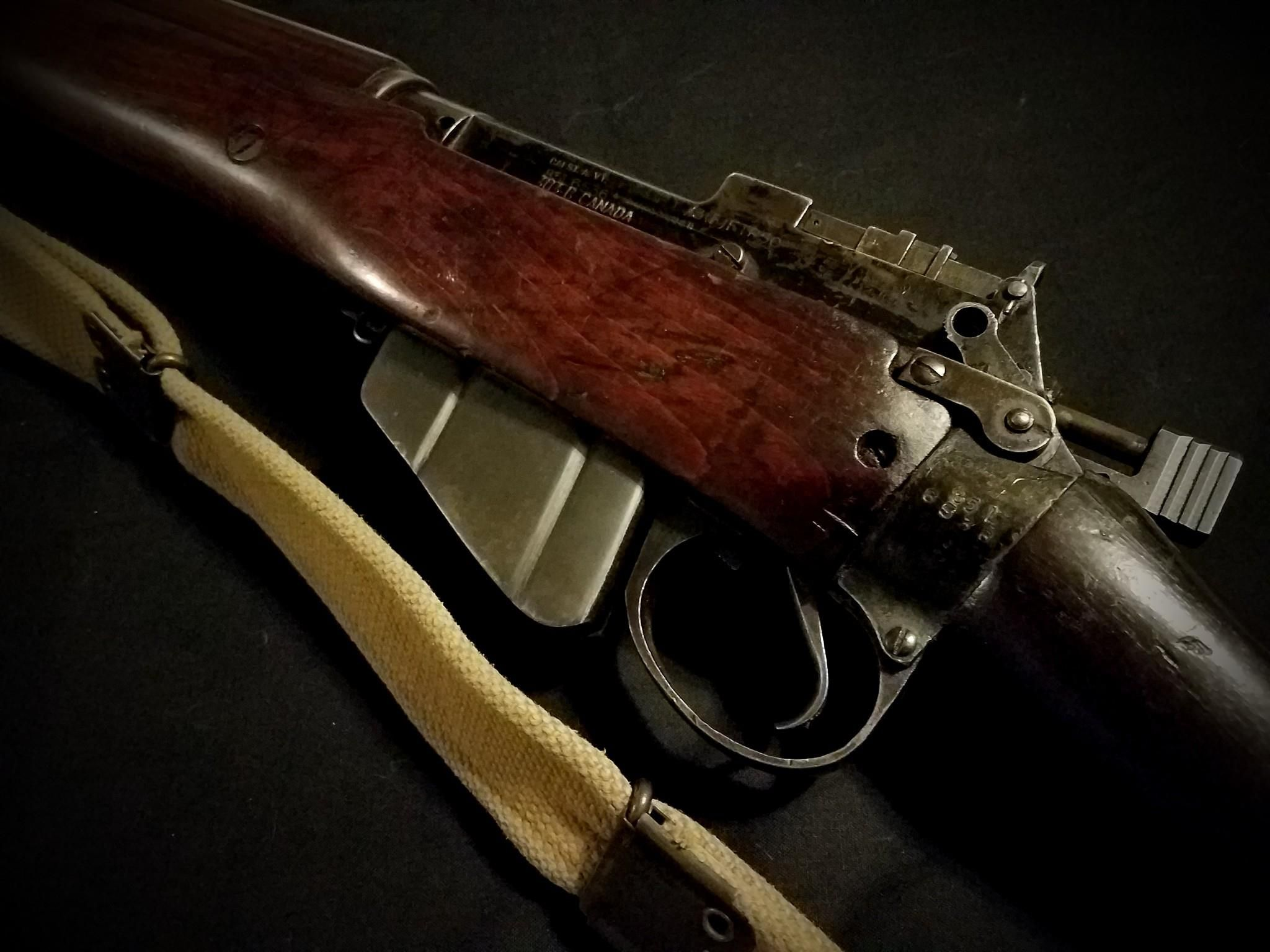 long branch 303 rifle