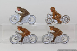 Military Motorcycle Toys