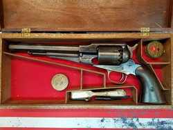 Remington 1858 Civil War Revolver