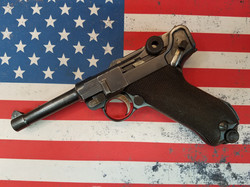 German wwi DWM 1916 Luger 9mm