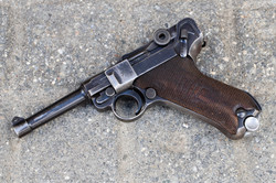 Luger P08 s/42 Mauser 1937