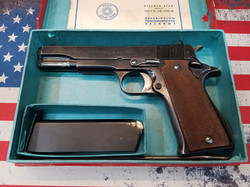 Spanish Star Super B 9mm Pistol