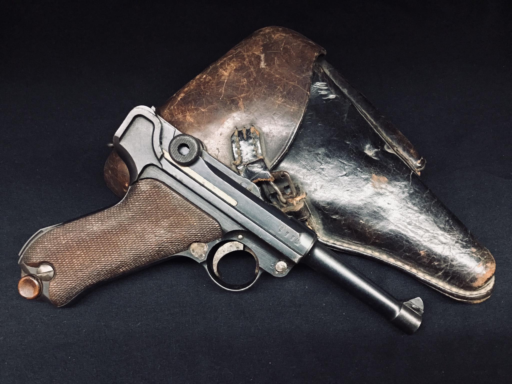 DWM P08 Luger 1917