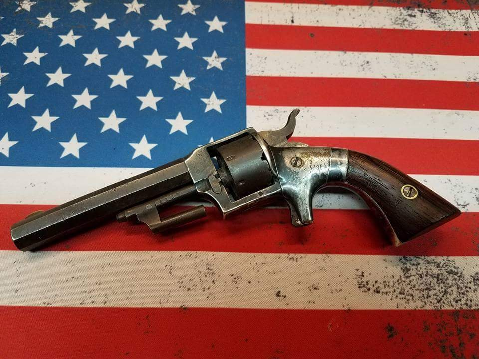 Civil War Pistol