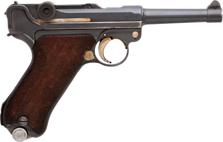 GERMAN LUGER
