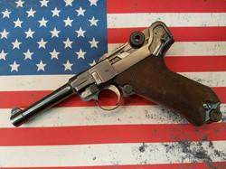 Erfurt P08 Luger 9mm 1918/20