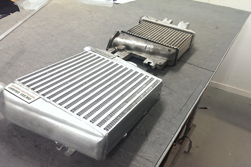 ZD30 NISSAN PATROL NCR MONSTER INTERCOOLER UPGRADED