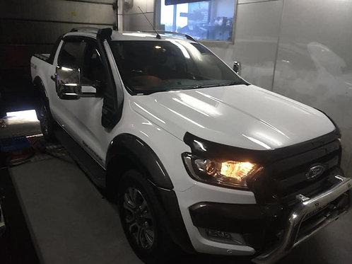 PX2 Ford Ranger Custom Ecu Tuning