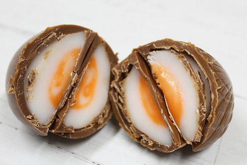 Fondant Mini filled egg