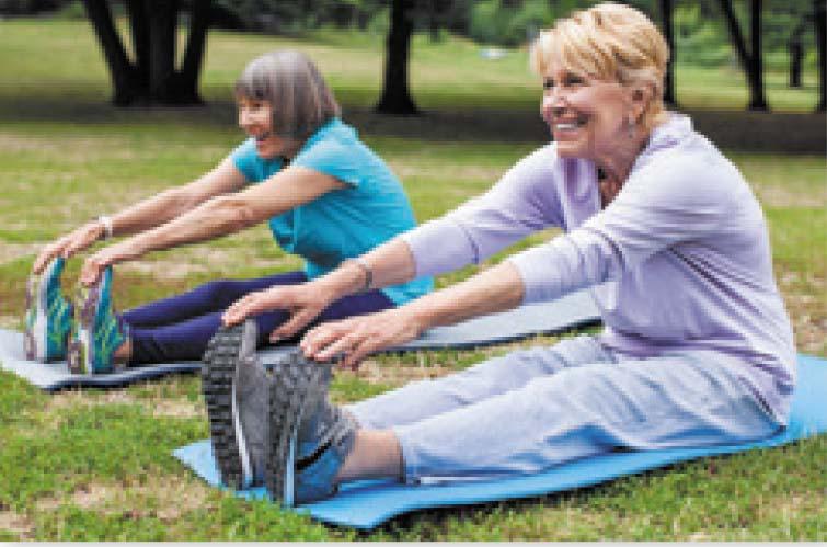 Art-Common Yoga Moves