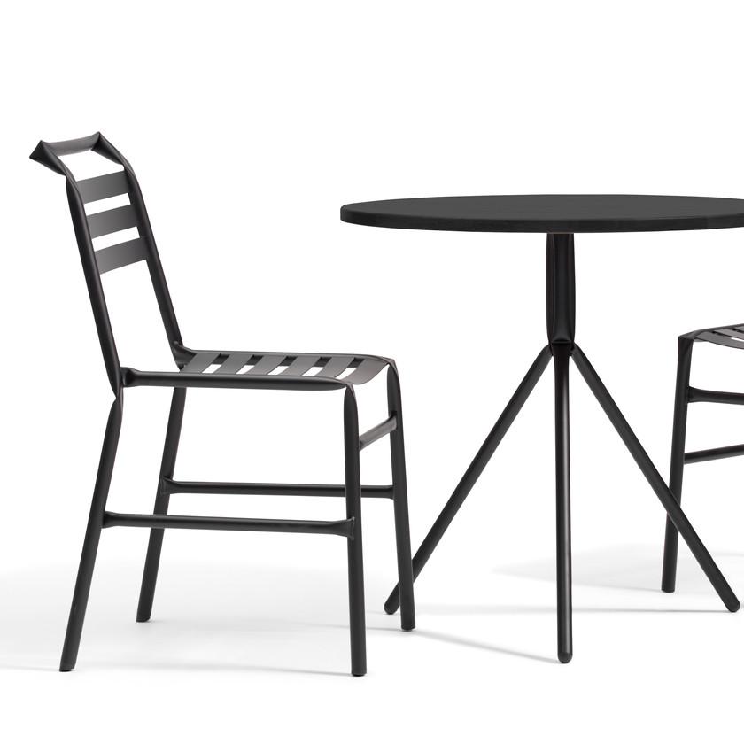 chaise design straw bla station outdoor extérieur