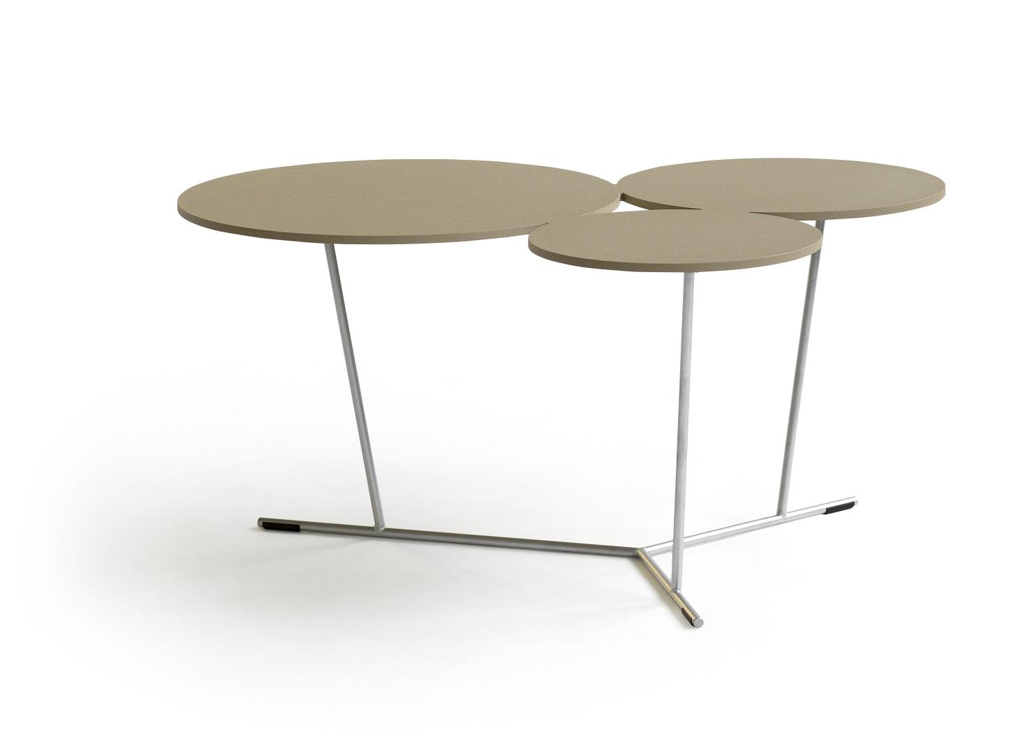 Table basse design Bubble BLA STATION graphique décorative outdoor exterieur