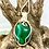 Thumbnail: Malachite Pendant