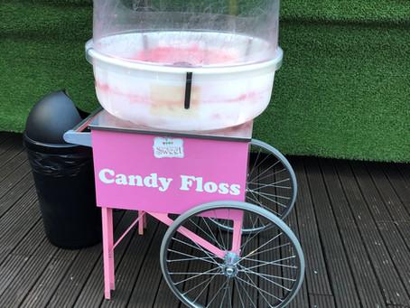 candy floss wedding hire uxbridge