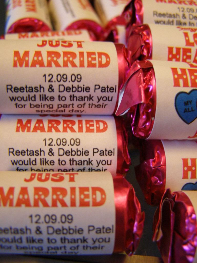 personalised sweets love hearts