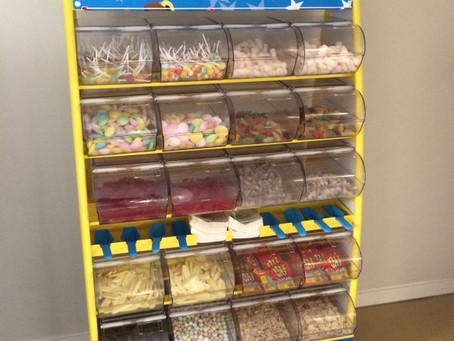 Pick n Mix hire Celtic Manor Newport
