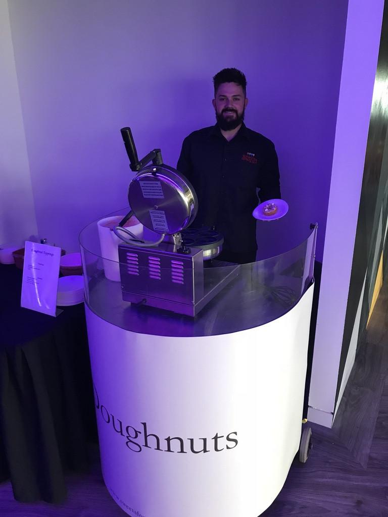 doughnut cart hire kent
