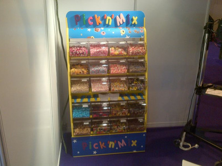 Pick n Mix hire London Olympia