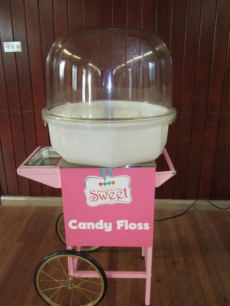 candy floss hiring uk