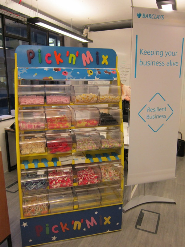 pick n mix corporate hire