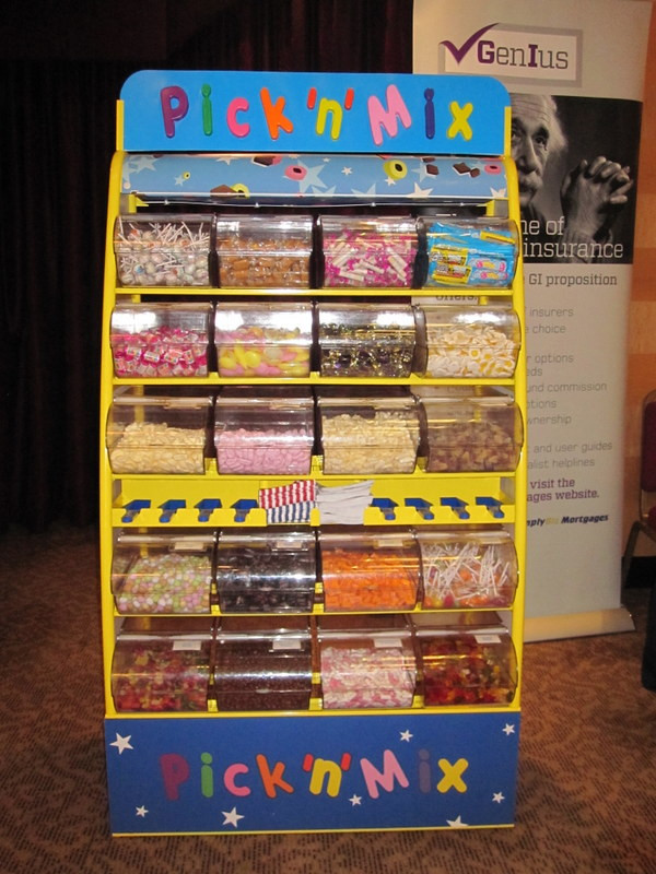 pick n mix hire events