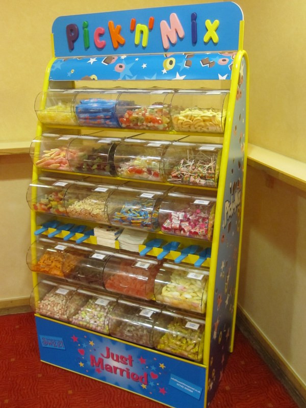 pick a mix wedding hire