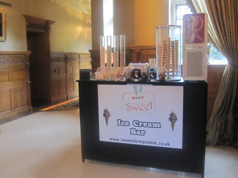 ice cream bar hire surrey