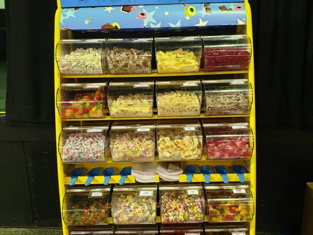 Pick n Mix hire Manchester Central Convention Complex