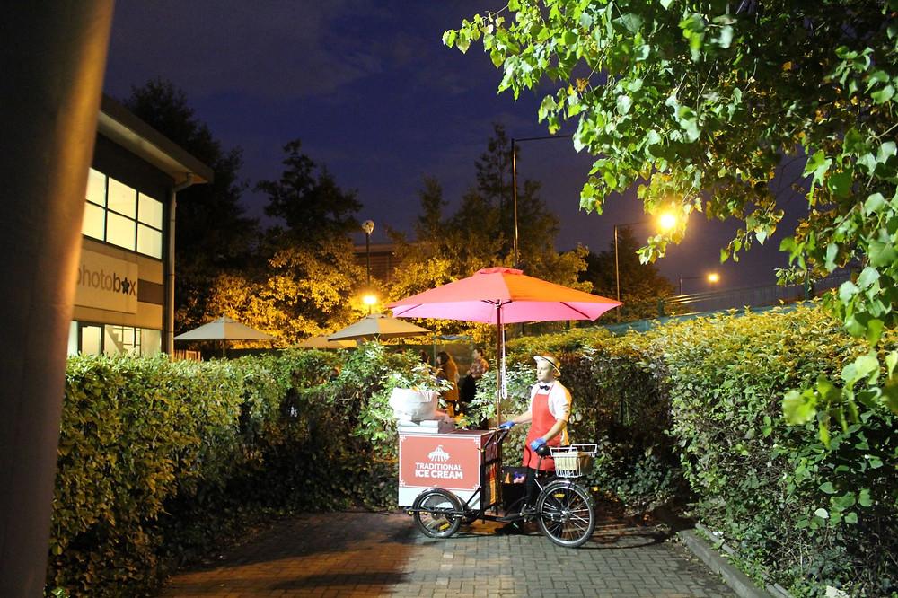 ice cream bike hire london