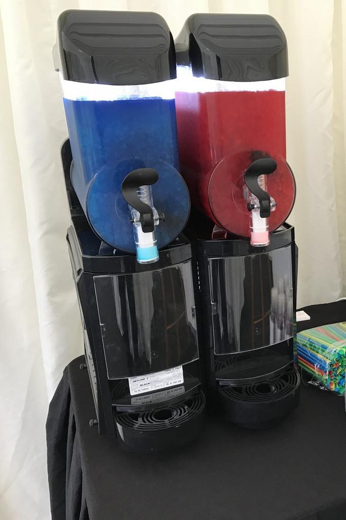 wedding slush machine hire