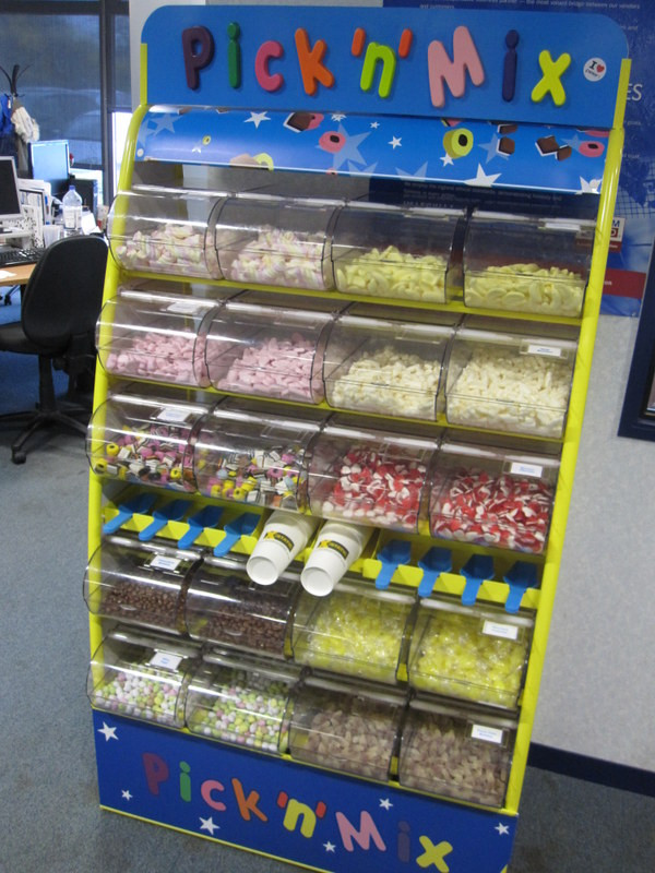 Pick n Mix hire milton keynes