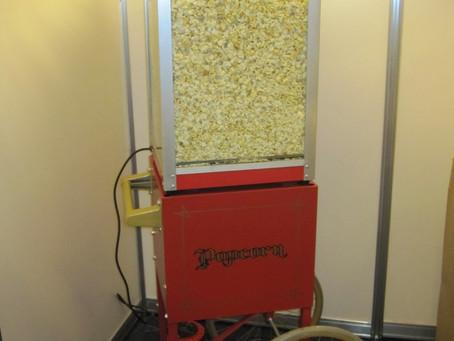 Popcorn hire NEC Birmingham