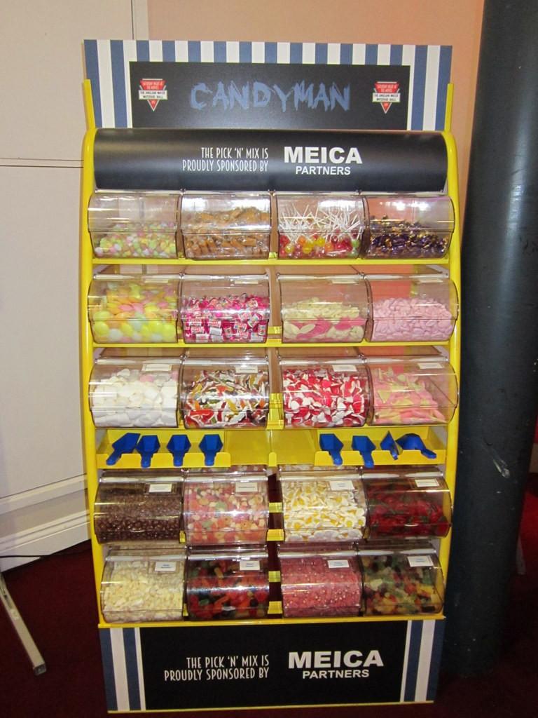 sweet shop mobile branded