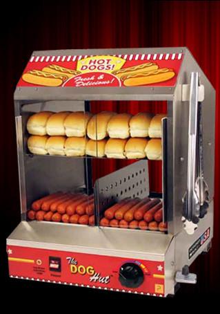 hot dog hire