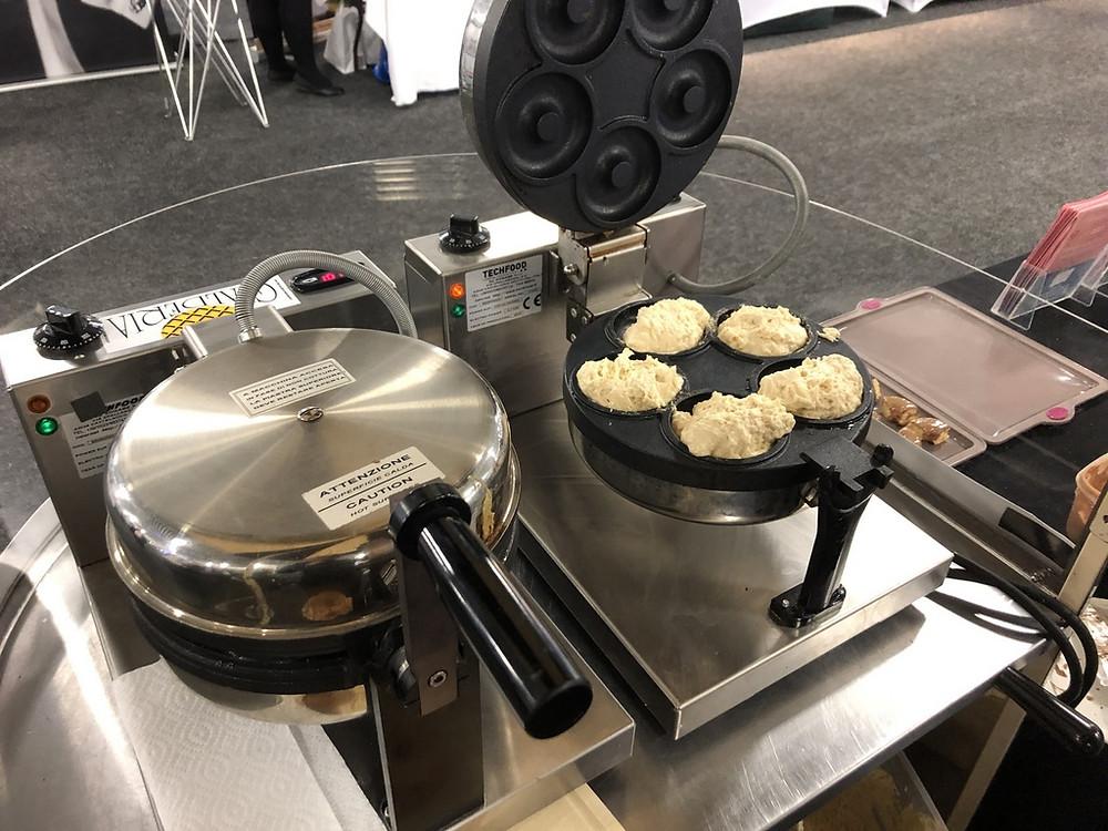 donut machine hire