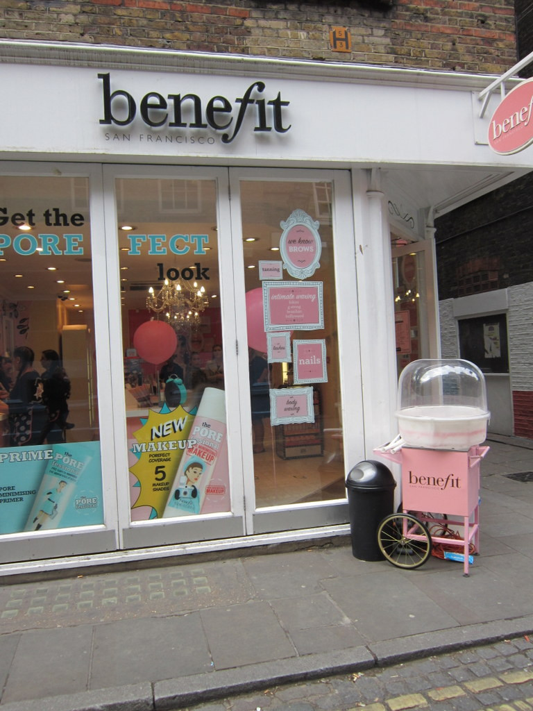 branded candy floss london