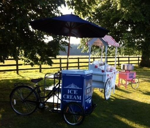 hire ice cream bike