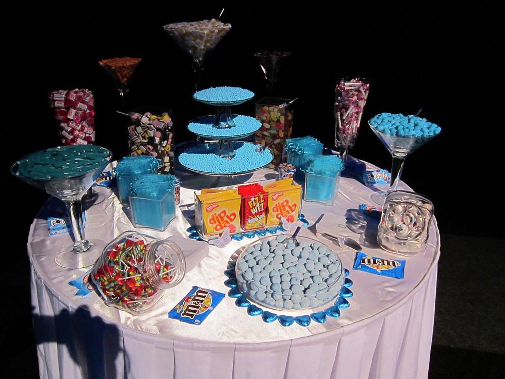 bespoke sweets table