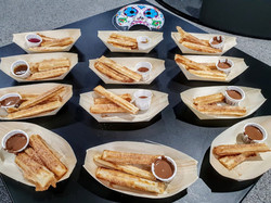 churros-portions-at-event