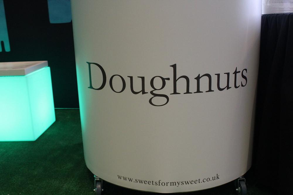 doughnut cart hire