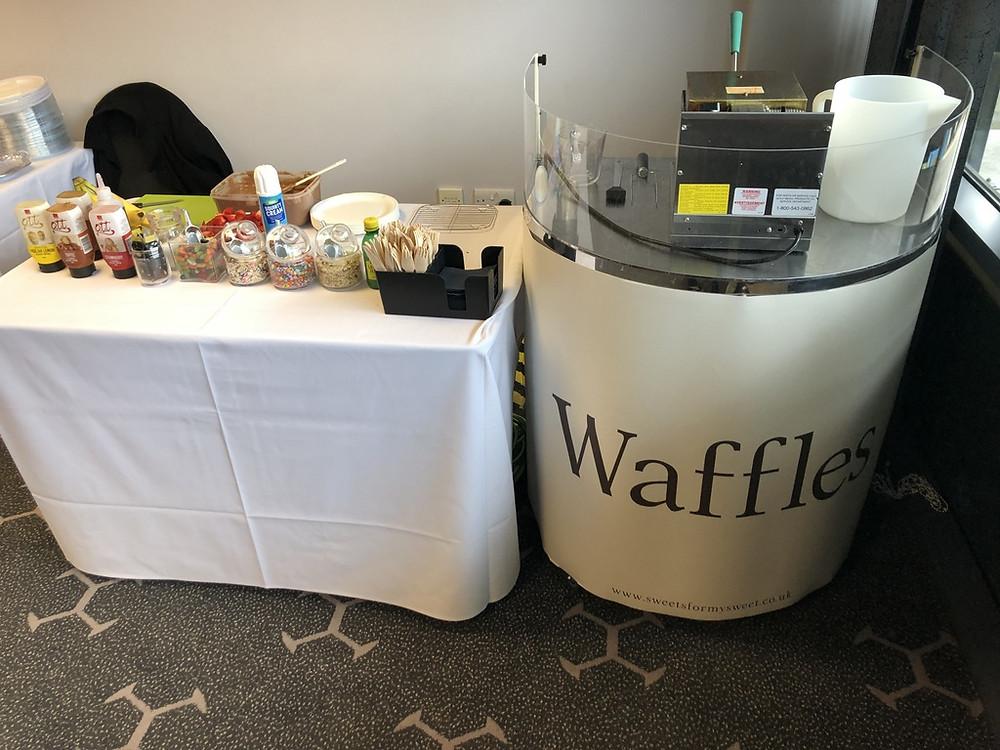 rent waffle maker london