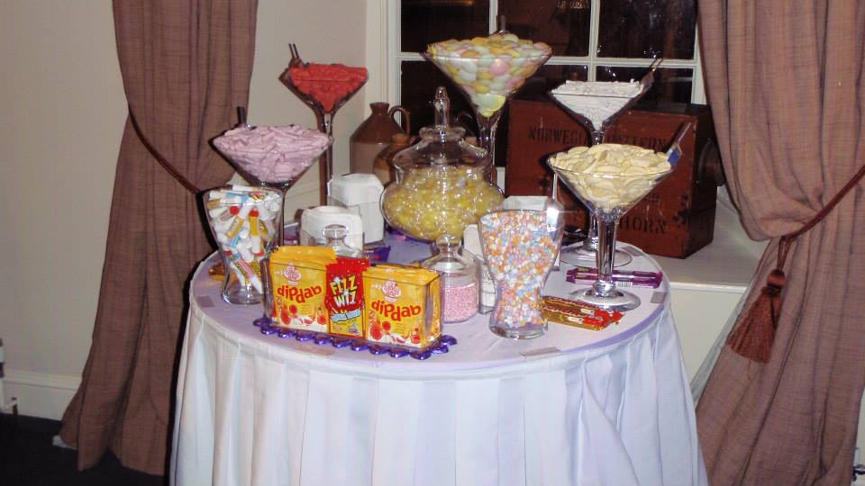hire sweet cart