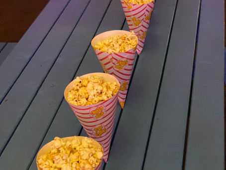 popcorn cones events