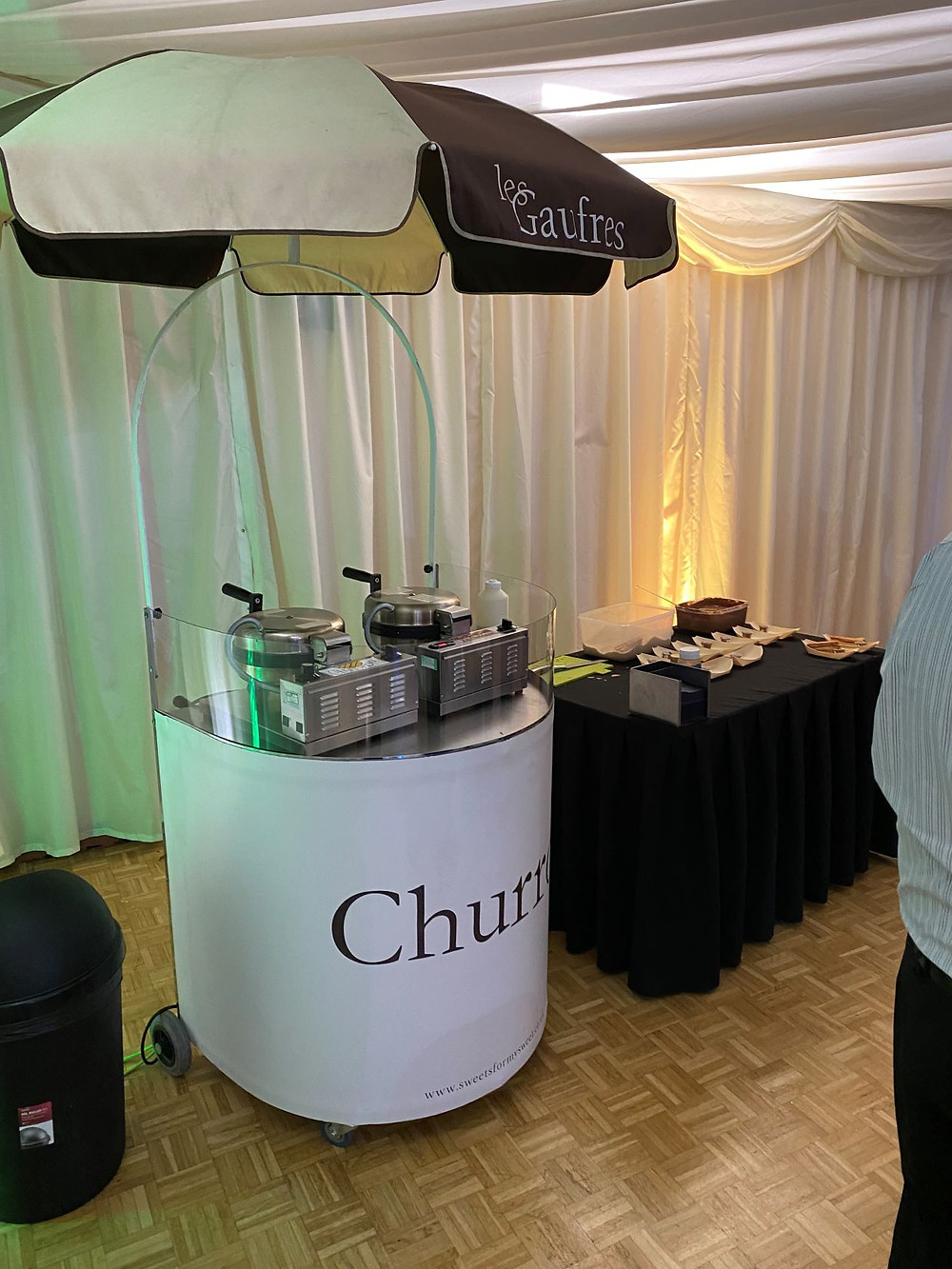 churros stand hire