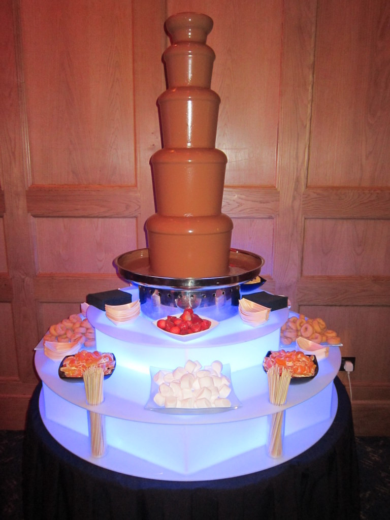chocolate fountain hire in kent