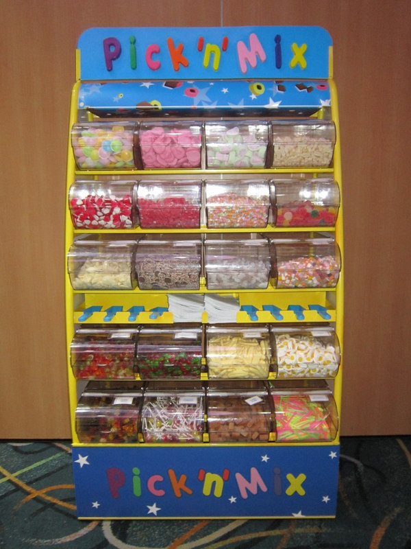 pic and mix sweets london