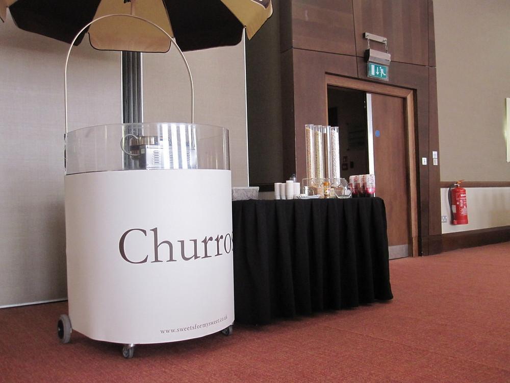 churro event hire