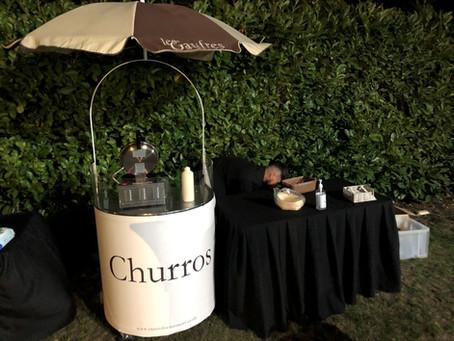 churros wedding hire Kent and London