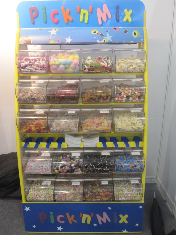 olympia london pick n mix event hire