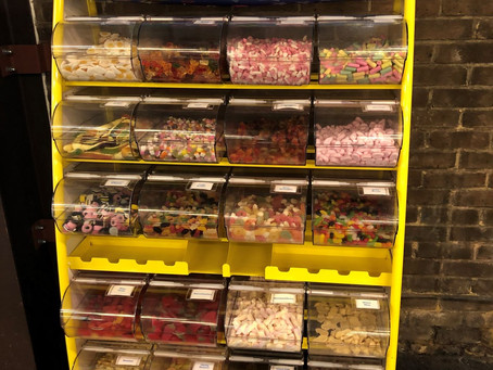 pick n mix hire for events